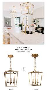 circa lighting e f chapman darlana lantern 483 vs home depot denmark golden iron pendant 231