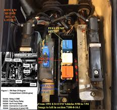 e34 relay diagram e34 image wiring diagram fuel pump relay question white or green bmw m5 forum and m6 forums on e34 relay