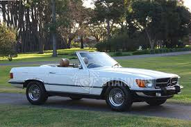Sold: Mercedes-Benz 380SL Convertible Auctions - Lot 17 - Shannons