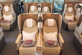 Emirates Flight Ek210 Seating Chart Emirates New 777 200lr Biz Class Upgrade Or Downgrade
