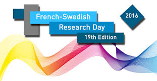 French-Swedish Research Day: Program of the day – INSTITUT ...