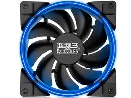 <b>Вентилятор PCcooler Corona 120mm</b> Blue - Чижик