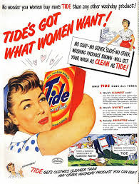 stereotypes in suburbia 1950s and today thirdsight history tide ad