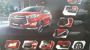 2018 toyota innova touring sport. Wonderful 2018 Toyota Innova Venturer Brochure Leaked 1 In 2018 Toyota Innova Touring Sport R