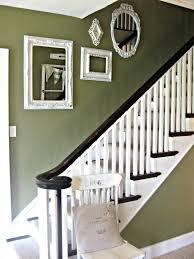 decorating stairway walls stair decor