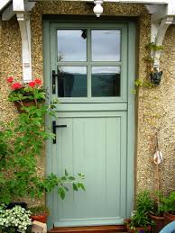 Double Glazed Kitchen Doors Painted Stable Door Kitchen Pinterest Gardens Stables And