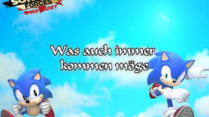Light Of Hope Sonic Forces The Light Of Hope German Lyrics Sonic Forces