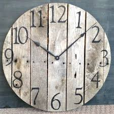 clever ideas large wooden wall clock imposing decoration ideas clever ideas large wooden wall clock imposing
