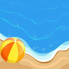 Interesting Swimming Pool Beach Ball Background Sea A To Design