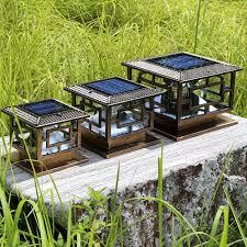 Unique Solar Outdoor Lighting Outdoor Garden Lights Outdoor Led Solar Powered Garden Lights