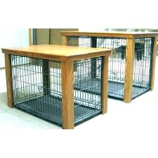 dog kennel coffee table end table pet crate dog kennel furniture end table dog kennel furniture