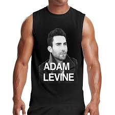 Amazon Com Adam Levine Mens Ultra Cotton Double Needle
