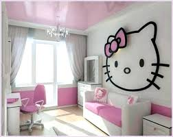 kitty room decor. Hello Kitty Room Idea Bedroom Decoration Innovative Decorations Decor O