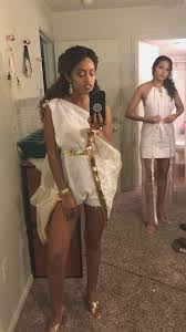 toga party diy greek dess abc abc party outfits