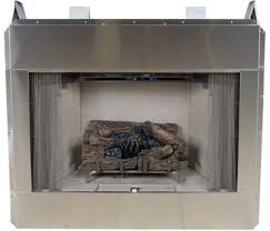 FMI Bungalow Model Wood Burning Fireplace  FastFireplacescomFmi Fireplaces
