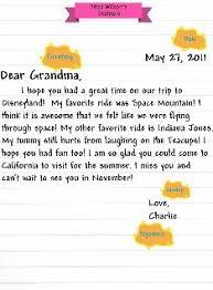 Example Of A Friendly Letter Rome Fontanacountryinn Com
