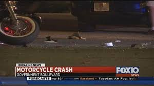 Serious injuries after motorcycle crash | News | fox10tv.com