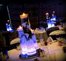 vase lighting. Cylinder Vase Trio With LED Light Bases And Floating Candles For Hire Glow Event Decor Adelaide Lighting