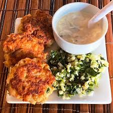 Gordon ramsay ultimate fit food. Spicy Fish Cakes With 2 Dipping Sauces Farmtojar Com