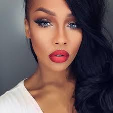 makeup tutorial insram makeupbyhenessy black
