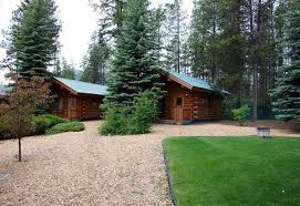 silverwolf log chalet resort coram
