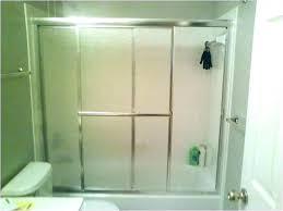 removing shower door shower installation delightful bathroom installation cost to install shower door removing shower doors replace with curtain