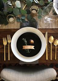 Thanksgiving Table Setting Ideas — JWS Interiors