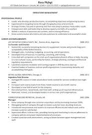 Non Profit Resume Sample Board Of Director Resume Board Director