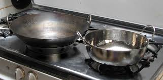 things i learnt about using a wok on a glass stovetop