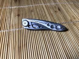 Обзор от покупателя на <b>Нож Leatherman Skeletool</b> KBX ...