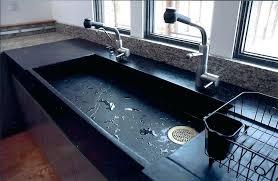 soapstone laundry sink vintage stone sink old double laundry sink concrete