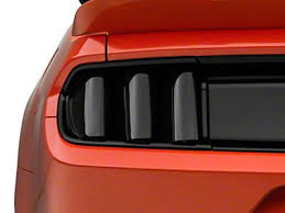 2015-2020 <b>Mustang</b> Light Covers & Tint | AmericanMuscle