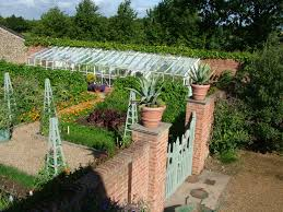 Walled Kitchen Garden Poem Never Laid Open The Wordsmiths Forge