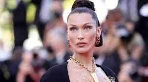 Cannes 2021: Bella Hadid sports ...