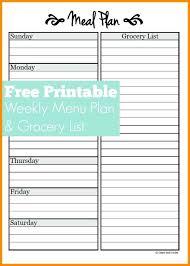 Weekly Diet Meal Plans Easy Printable Healthy Eating Plans Planning