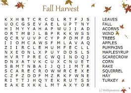 Small Picture Best 25 Fall word search ideas on Pinterest Fall words