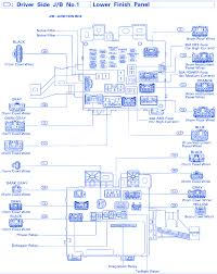 toyota sienna fuse box diagram toyota 2000 toyota sienna fuse diagram 2000 home wiring diagrams