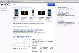 Yahoo Quotes 37 Wonderful Yahoo Search Testing A Fixed Top Search Bar Search Engine Land