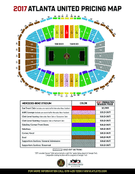 Atlanta United Seating Chart Mercedes Benz Atlanta United Season Tickets Imgbos Com