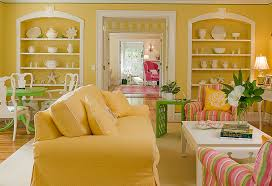 Traditional Home Design With Summer Colours iDesignArch Interior