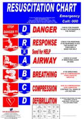 Free Printable Cpr Chart Cpr Chart Free Download Vital First Aid