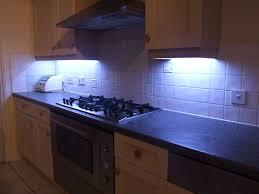 Modern Spotlights For Kitchens Modern Led Kitchen Lighting