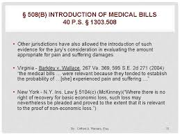 Insurance law § 5104 (a) is not given extraterritorial effect even in situations where all parties are new york residents and the accident merely occurred in another state. Medical Malpractice Pennsylvania Association For Justice Medical Malpractice