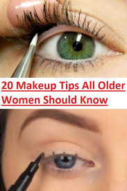 eye 20 makeup tips all older women