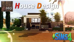 Small Picture THE SIMS 4 House design Tour Modern Costa Lota YouTube