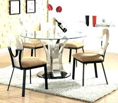 dining table glass top 6 chairs glass dining room sets for 6 glass dining table and