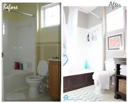 cheap bathroom makeover. small bathroom makeovers before and after cheap makeover e