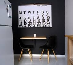 wall mounted and great for small spaces