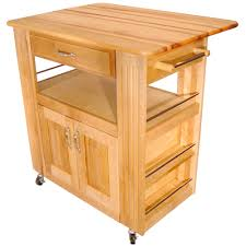Catskillu0027s Heart Of The Kitchen Island With A Drop Leaf   34u201d X 27.5u201d