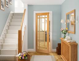 pictures of oak doors internal